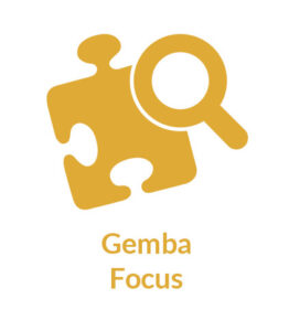Lean Focus Core Values - Gemba Focus