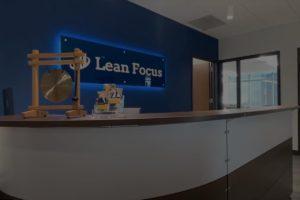 Lean Focus Office Entrance