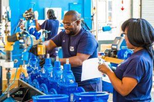 Lean Focus Industrial Manufacturing